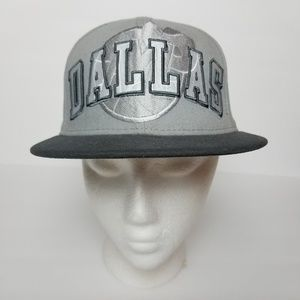 Dallas Mavericks Fitted Hat Cap New Era Basketball